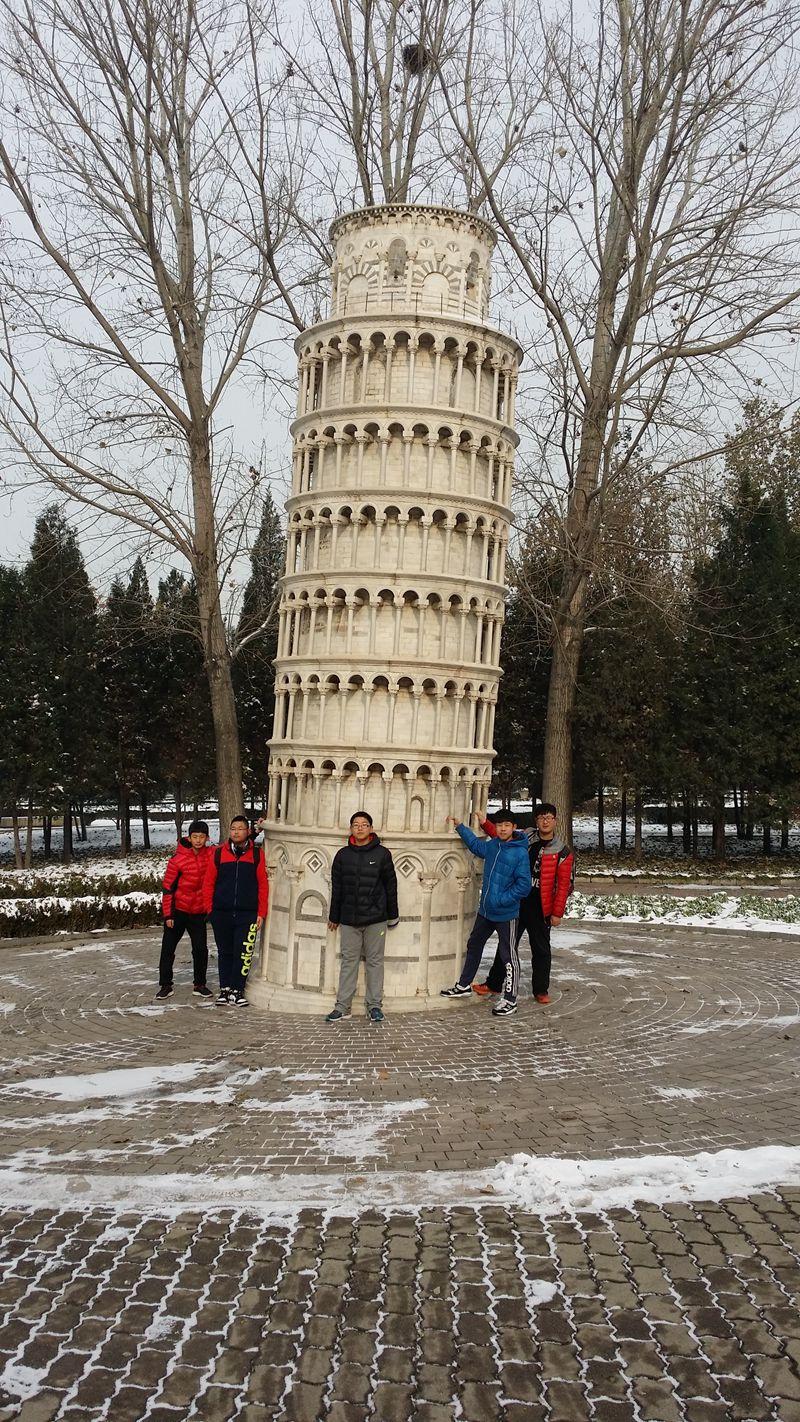 沧州一中 颐和中学 PGA国际班开展北京社会实践活动
